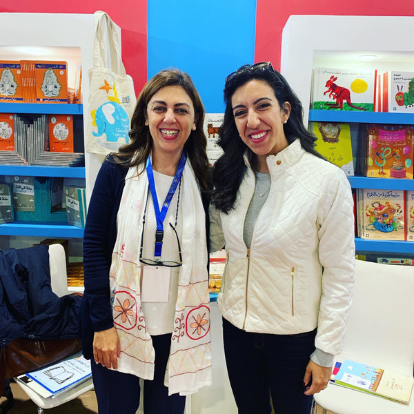Picking Books at the Cairo International Book Fair 2019!
