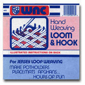 Deluxe Hand Weaving Loom & Hook Kit