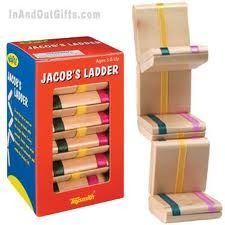 Colorful Jacob's Ladder