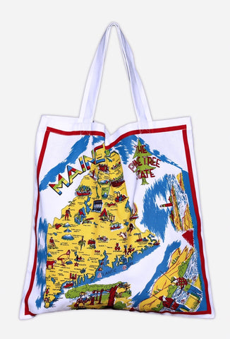 Maine State Tote