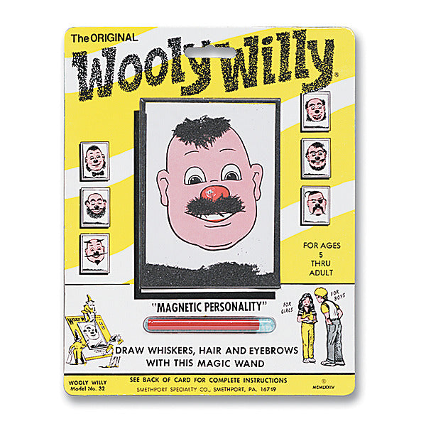 Original Wooly Willy