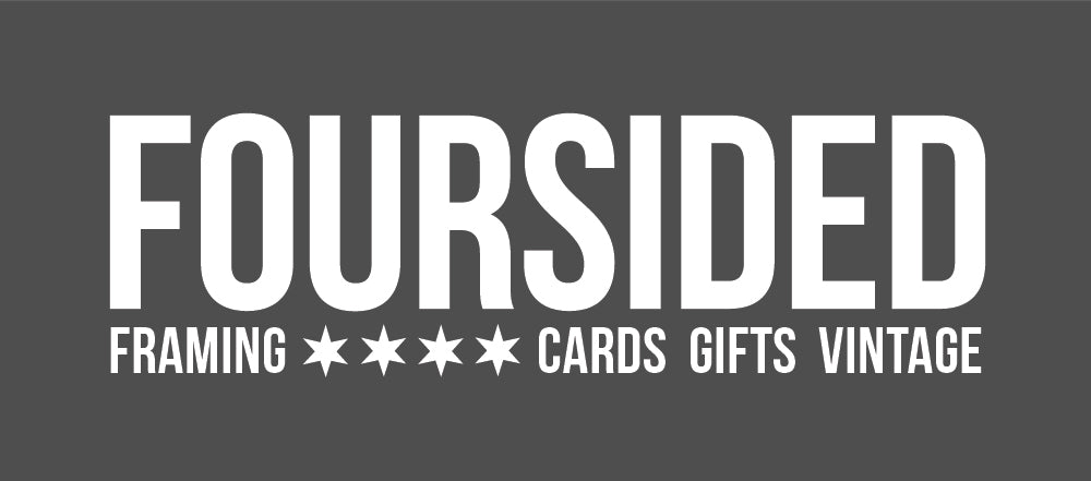 Foursided Card and Gift Chicago