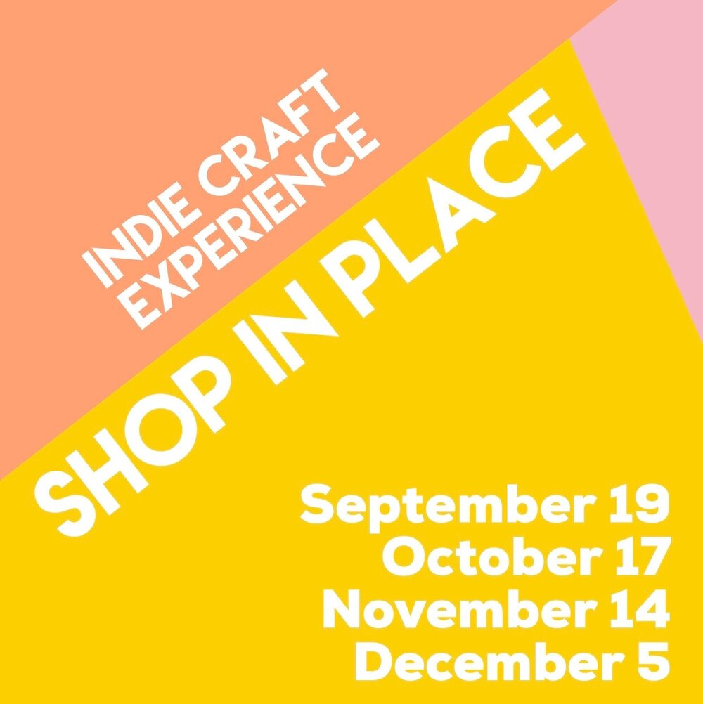 Indie Craft Experience Atlanta Shop in Place Virtual Craft Show