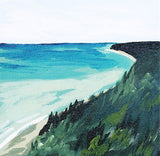 Sleeping Bear Dunes Michigan Elizabeth Lang Art