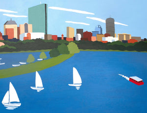 Boston Limited Edition Print