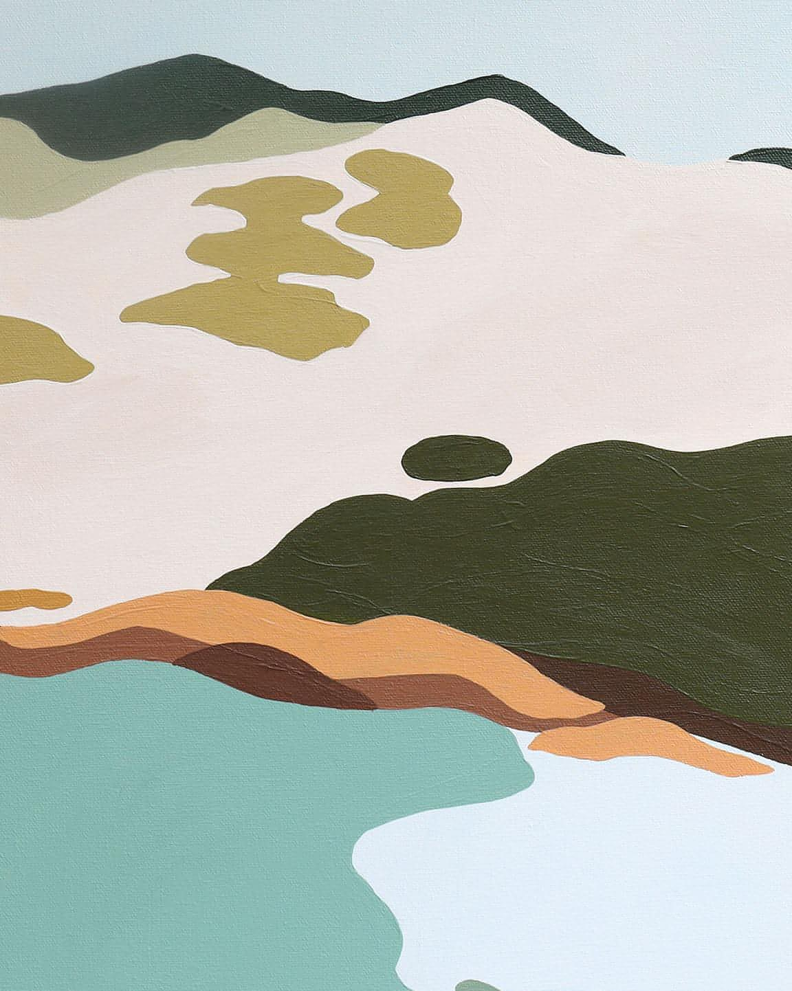 Dunes no. 1 Limited Edition Print