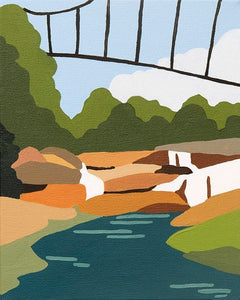 Greenville SC Limited Edition Print