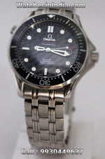 Omega Seamaster James Bond 007 50th Anniversary Swiss ETA Watch