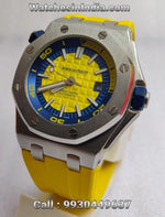 Audemars Piguet Royal Oak Automatic Yellow Watch