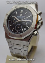 Audemars Piguet Royal Oak Chronograph Black Dial Watch