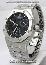 Audemars Piguet Royal Oak Dual Time Power Reserve Swiss ETA Watch
