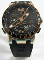 Ulysse Nardin El Toro Black Swiss ETA Luxury Watch