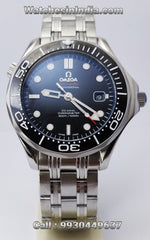 Omega Seamaster Diver 300 Black Dial Automatic Watch