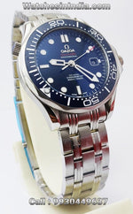 Omega Seamaster Diver 300 Blue dial Automatic Watch