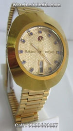 Rado Diastar Golden Automatic Watch