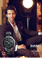 Rado Hyperchrome Chronograph Watch