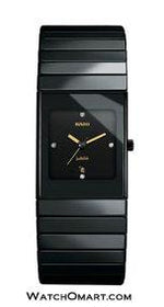 Rado Jubile Diastar Hi-Tech Ceramic Mens Watch