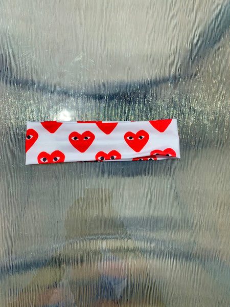 CDG Heart Headband