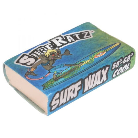 Surf Ratz Cool Water Surf Wax – Bubblegum Scented