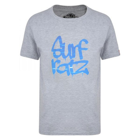 Surf Ratz Water Kids T-Shirt – Sport Grey