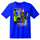Surf Ratz Line-Up Surf T-Shirt – Royal Blue - surf-ratzz