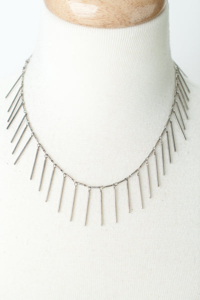"Limited Edition 17.5-19.5"" Vintage Fringe Necklace"