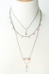 "Limited Edition 18-20"" Cubic Zirconia Simple Necklace"