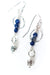 Blue Ridge Lapis Dangle Earrings