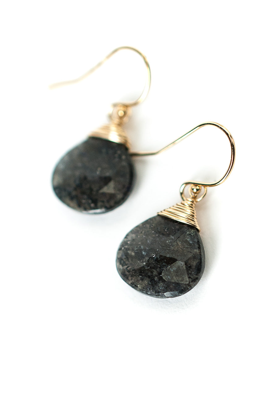 Intuition Star Quartz Briolette Earrings