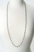"Rich Vintage 36.75-38.75"" Simple Chain Necklace"