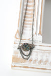 "Reflections 16-18"" Druzi Chandelier Pendant Necklace"