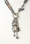 "Reflections 21"" or 38.5"" Convertible Tassel Necklace"