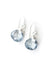 Resilience Light Blue Briolette Earrings