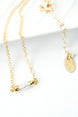 "*Wisdom 15.5-17.5"" Fresh Water Pearl Simple Necklace 1"