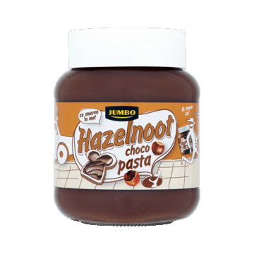 Jumbo Chocolate Spread - Hazelnut - 400gr.