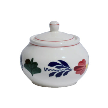 Boerenbont Sugar Pot - Royal