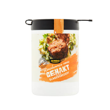 Jumbo Gehakt (Ground Beef) Mini Shaker - 70g.