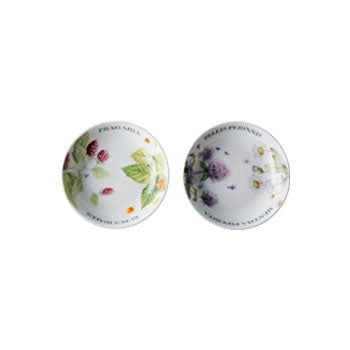 "Marjolein Bastin - Bowls Tiny (12cm) Set of 2 ""Wildflowers"""
