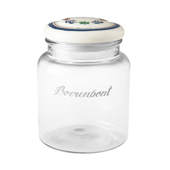 Boerenbont Glass - Storage Jar (2.5L)
