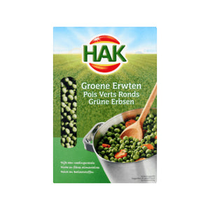 Hak Dried Green Peas - 500gr