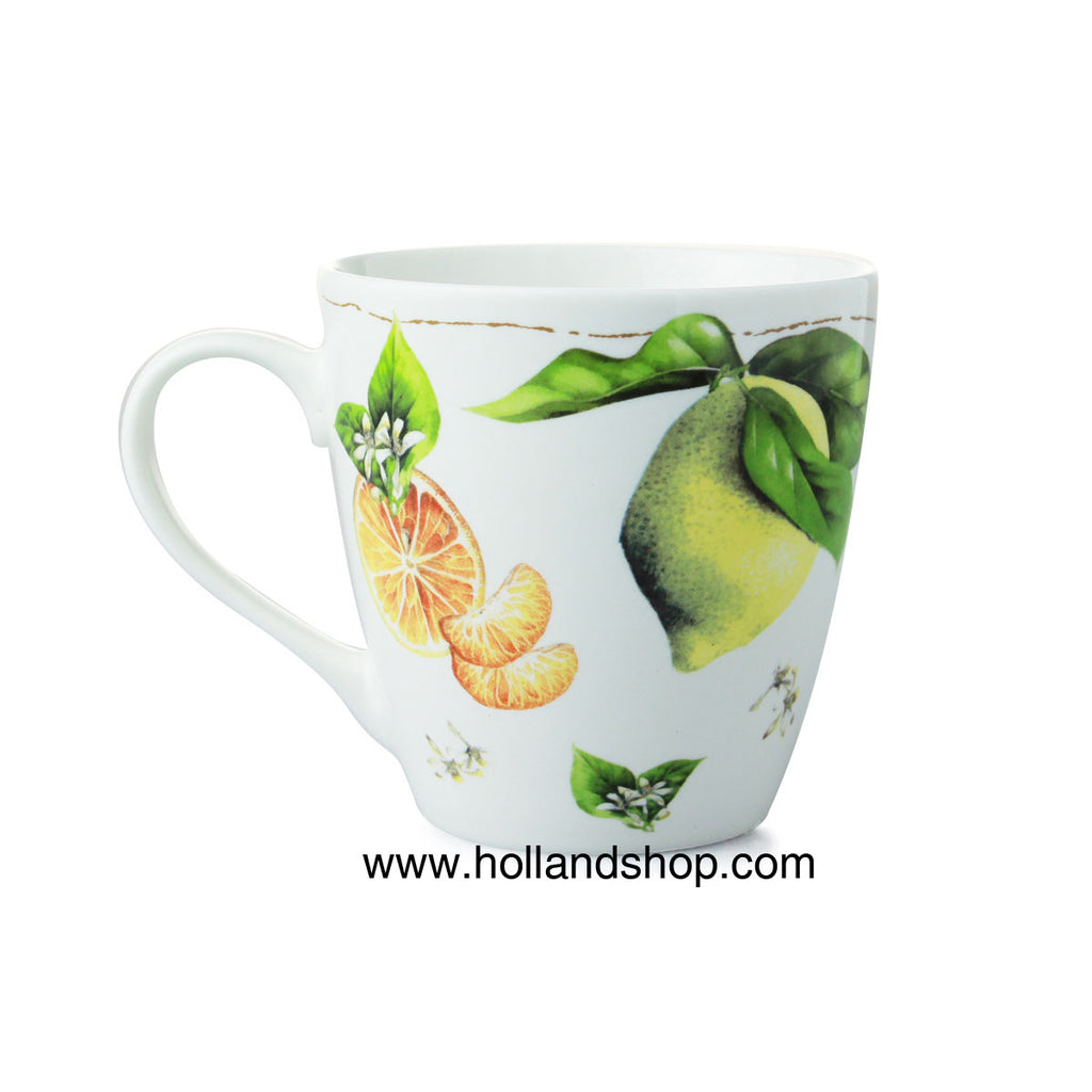 "Mug - Marjolein Bastin ""Nature"" - Lemon in Gift Box"
