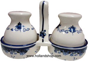 S& P Shakers - Delft Blue Twickel on Stand