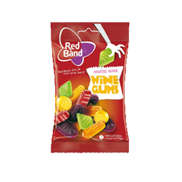Red Band Winegums - 166gr.