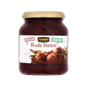 Jumbo Red Beets - 340gr.
