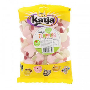 Katja Flappies (Rabbits) - 500gr.