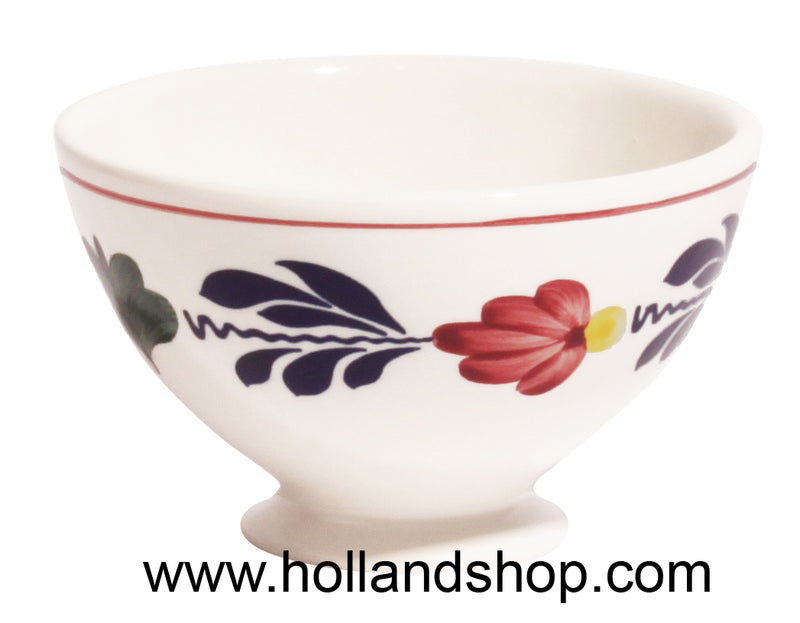 Boerenbont Bowl - with Foot (13cm)
