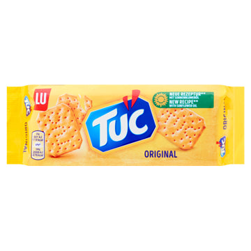 Tuc Natural Flavoured Crackers - 100gr.