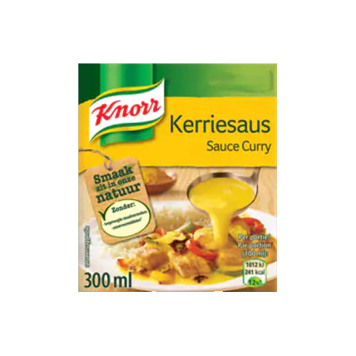 Knorr Curry Ready to Go Sauce - 300ml.