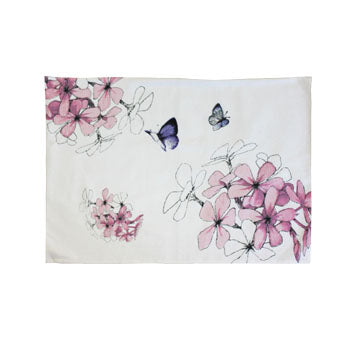 "Marjolein Bastin - Placemat Flox/Butterfly (35x50cm) ""Sketch of Nature"""