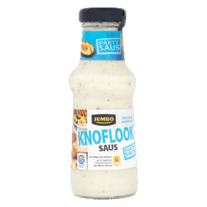 Jumbo Garlic Sauce - 250ml.